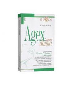 AGEX DONNA PHARCOS 40CPS